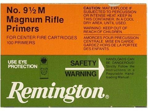 Remington Primers