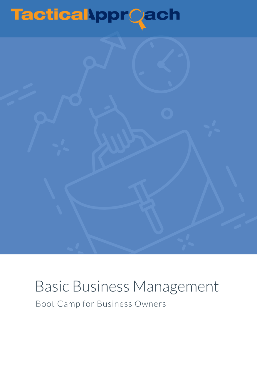 Basic Business Management - Bootcamp for Business Owners