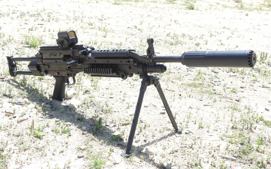 An afternoon with OSS Suppressors