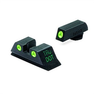 MEPROLIGHT GLOCK TRU-DOT TRITIUM NIGHT SIGHTS
