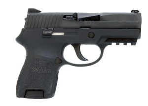 SIG Sauer P250 Subcompact with Accessory Rail
