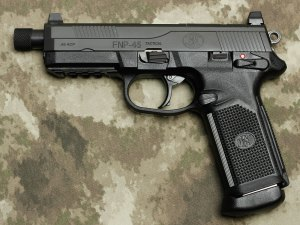 FNH FNP 45 TACTICAL