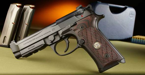 BERETTA 92G VERTEC BRIGADIER TACTICAL 9MM