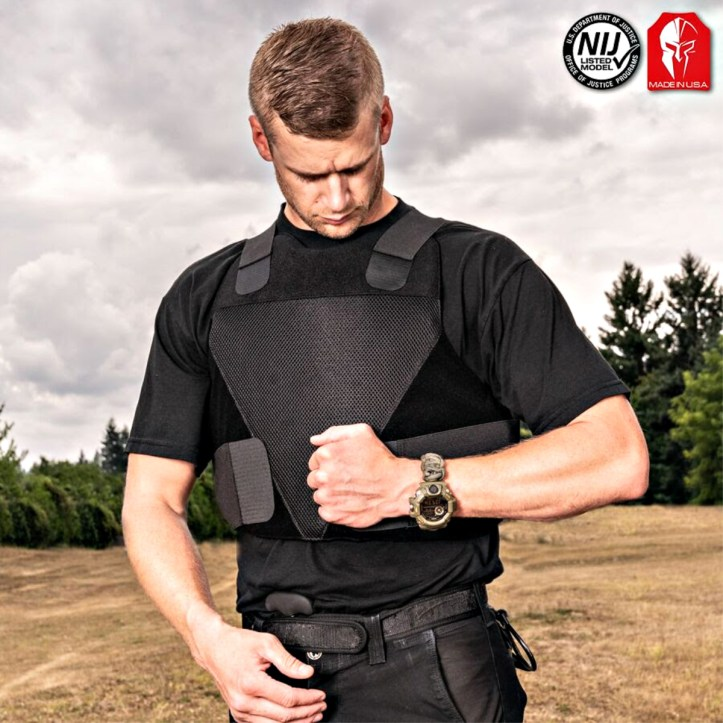 Body Armor Vest from Spartan