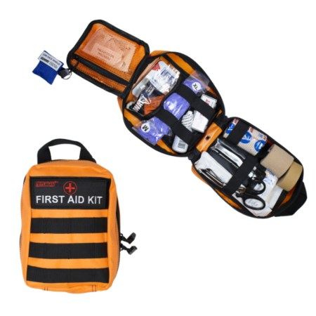 DTLgear recently announced the addition of a high-quality first aid kit made specifically for outdoorsmen to their product line.