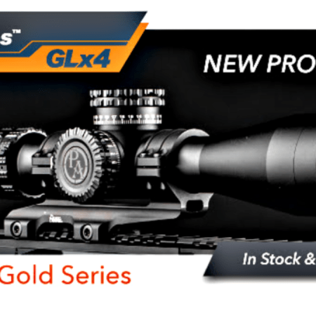 Primary Arms Gold Series Riflescopes