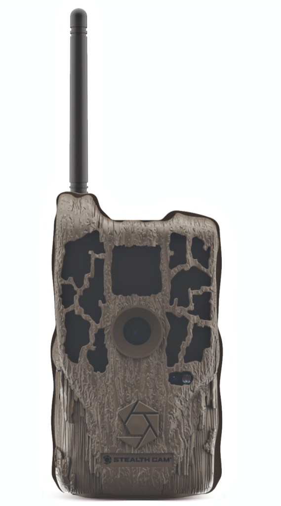 The Stealth Cam The FLX is ideal for capturing images and videos around home or camp.