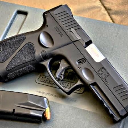 Taurus G3 9mm semi-auto pistol