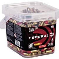 Federal Syntech Range Ammunition Buckets