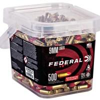 Federal Syntech Range Ammunition Buckets