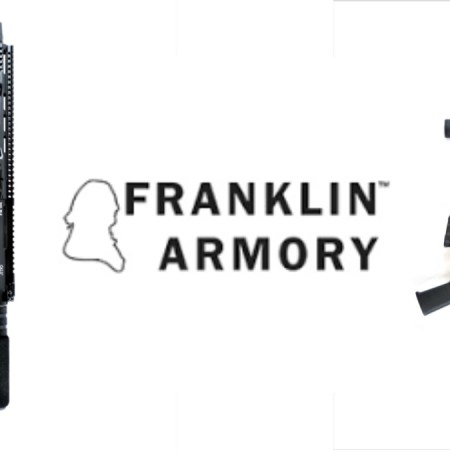 Just released: 2 new AR Pistols from Franklin Armory.
