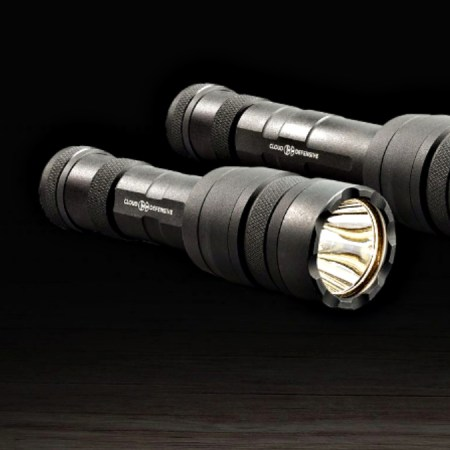 The newest weapon-mounted light system from Cloud Defensive: the REIN.