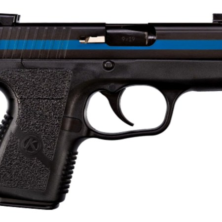 The Fallen Officer program through Kahr Arms donates a customized firearm with the fallen officer's name, badge number, and end-of-watch date engraved on the gun.