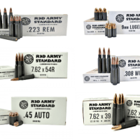 White Box Ammo from Red Army Standard