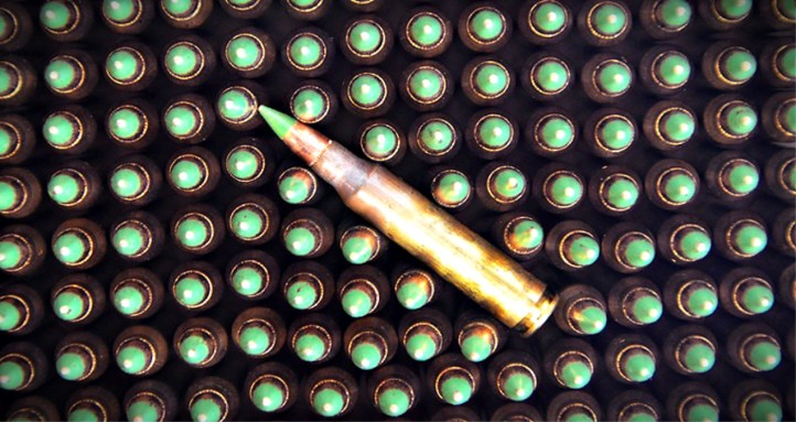 Ammo.com reports that the surge in ammunition sales corresponds with the public concern about  the Corona virus.