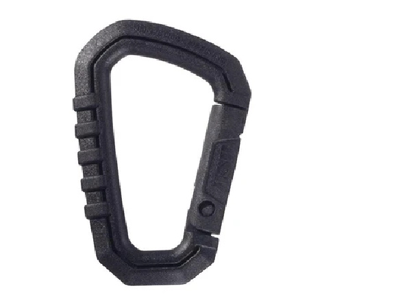 ASP polymer carabiner in Tactical Response Kit.