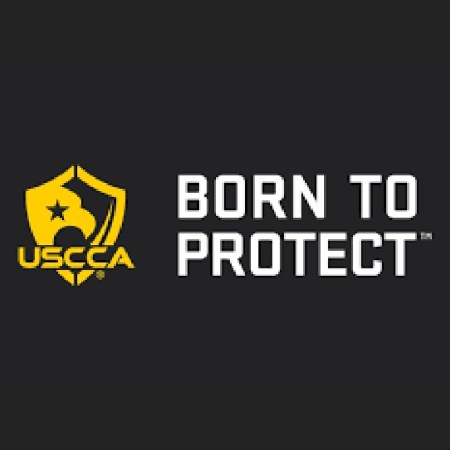 USCCA - Born to Protect logo