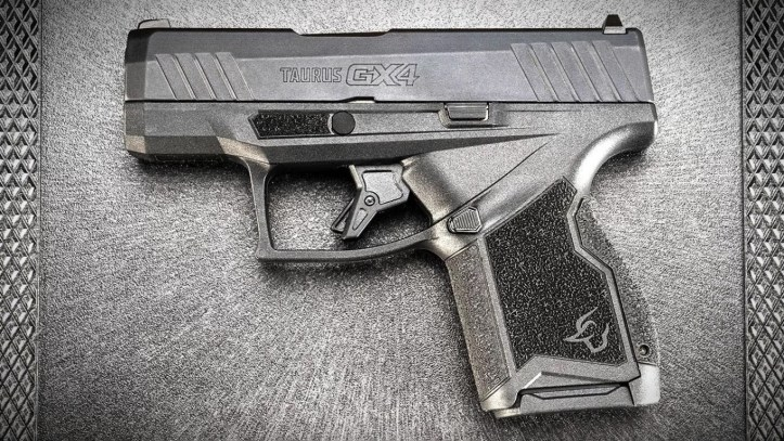 Taurus GX4 9mm micro-compact concealed carry pistol