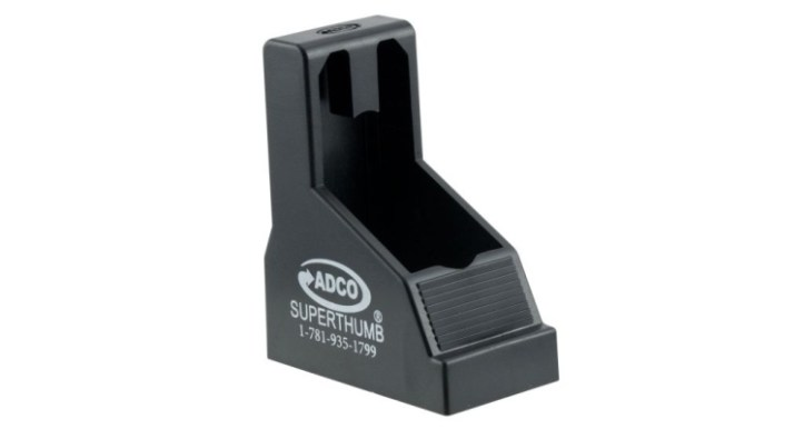 Taurus GX4 accessories - ADCO Super Thumb 1 magazine loader
