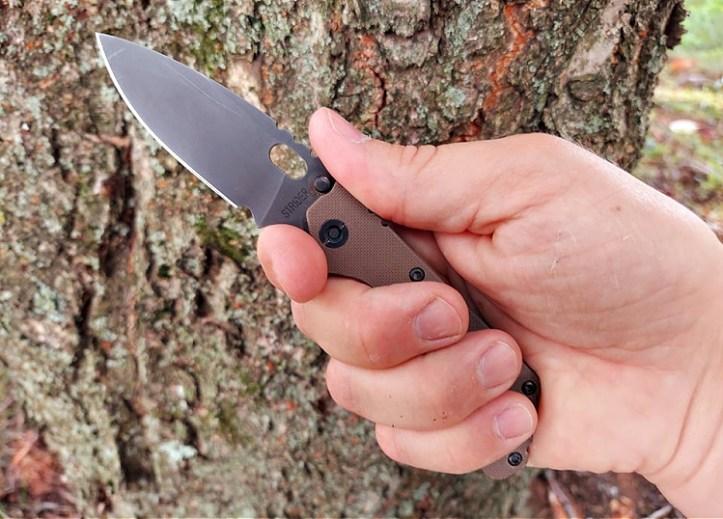 Small knives - Strider PT