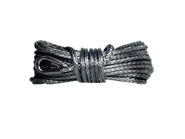 "1/4"" Black Winch Rope"