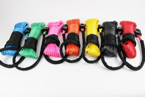 ATV/UTV Winch Rope and Safety Thimble I Package