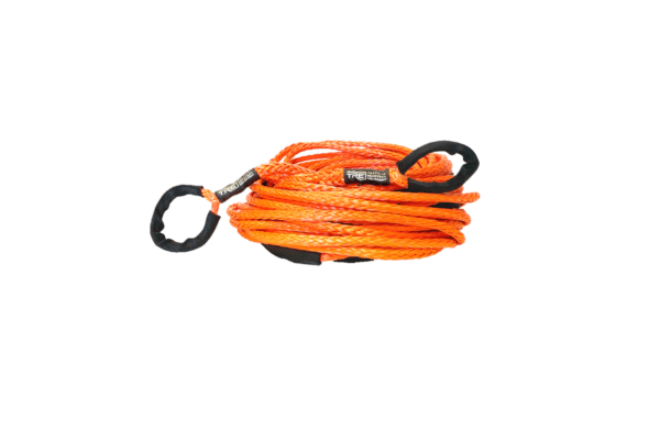 25 ft. Orange Winch Rope Extensions