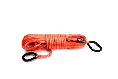 100 ft. Orange Winch Rope Extension