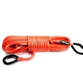 50 ft. Orange Winch Rope Extension
