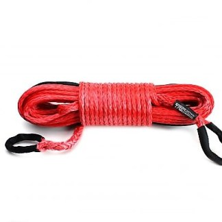 100 ft. Red Winch Rope Extension