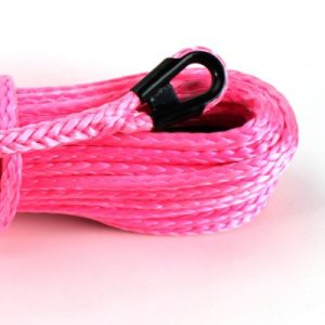 """3/8"""" Pink Winch Rope"""
