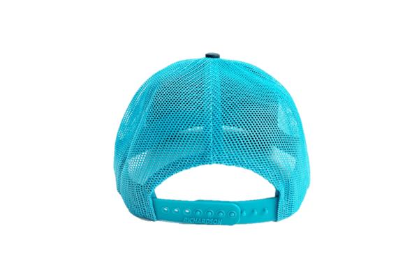 TRE Teal Snap Back Hat