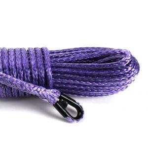 Purple Winch Rope