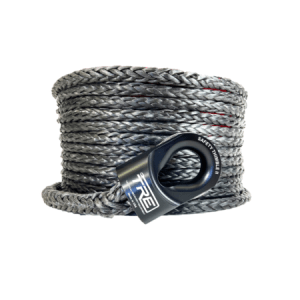 7/16 Winch Rope - Replacement Winch Rope for 10,000 lb. to 15,000 lb. Winches