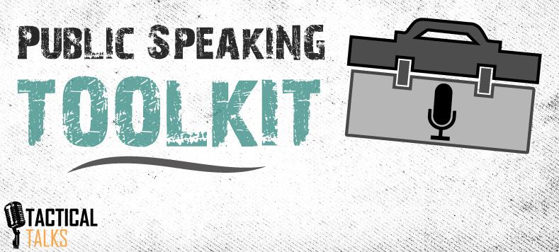 public speaking toolkit
