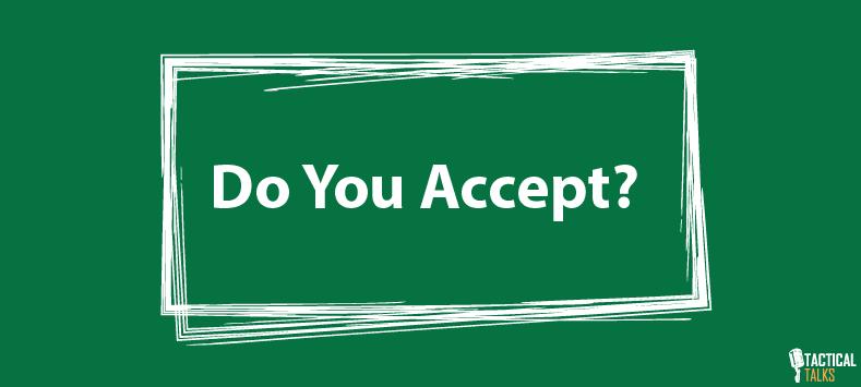 accept - fear - public speaking