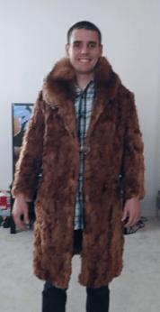 fur coat public speaking wacky tactical talks matt kramer fear