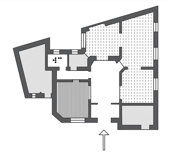 Plan Galeria Artera