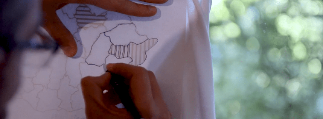 Cu adeziv, material textil sau alimente, și tu poți embosa manual planșe tactile