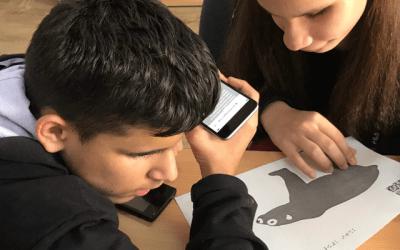 Cum să adaptezi gratuit planșe tactile descărcate din Biblioteca online pentru studiul independent al unui copil nevăzător