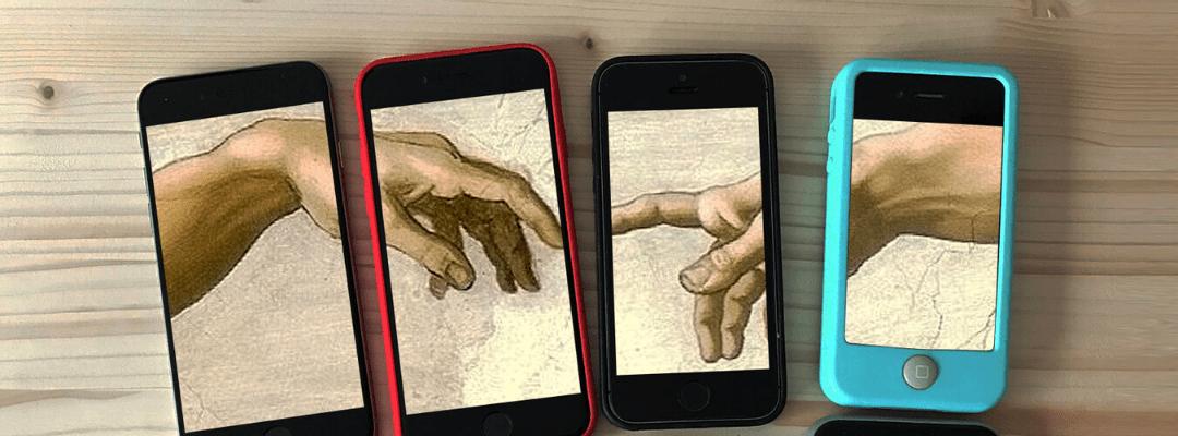"""În campania """"Un iPhone pentru viață independentă"""", iPhone-ul pe care l-ai uitat în sertar poate deveni supererou pentru un nevăzător"""