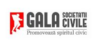 Logo gala societatii civile