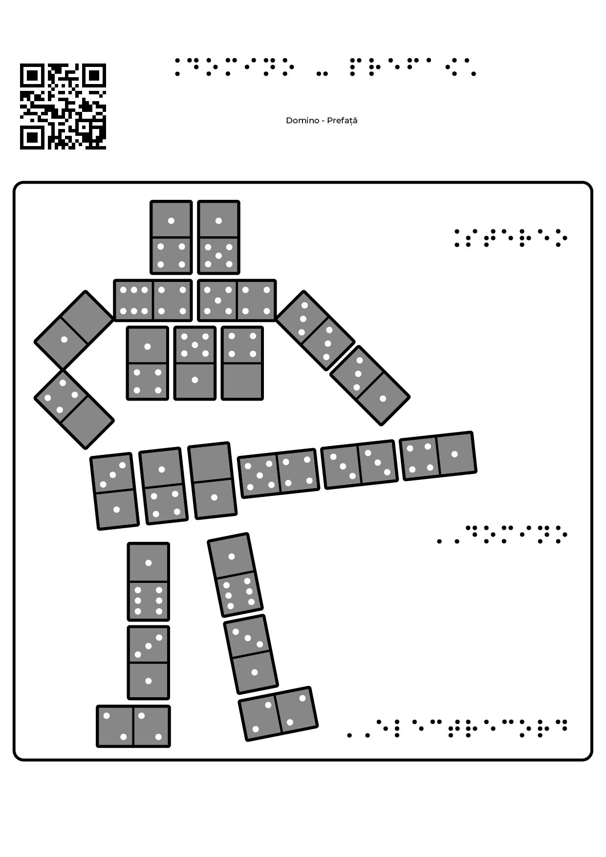 Domino – Prefață