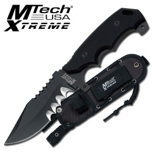 MX-8112 Tactical Fixed Blade Knife