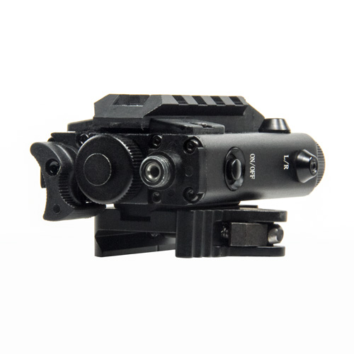 RGL Dual Green Laser Targeting System
