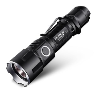 Klarus XT11GT – 2000 LM Programmable Tactical Flashlight
