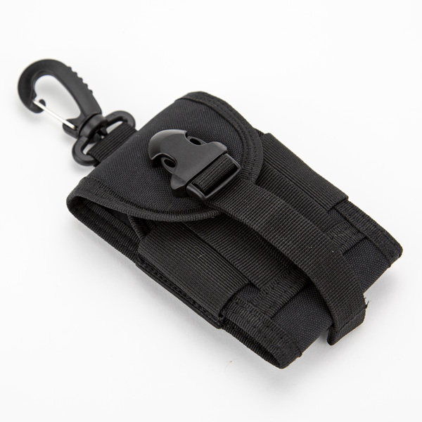 TX07 Tactical Smartphone Pouch with Hook Attachment
