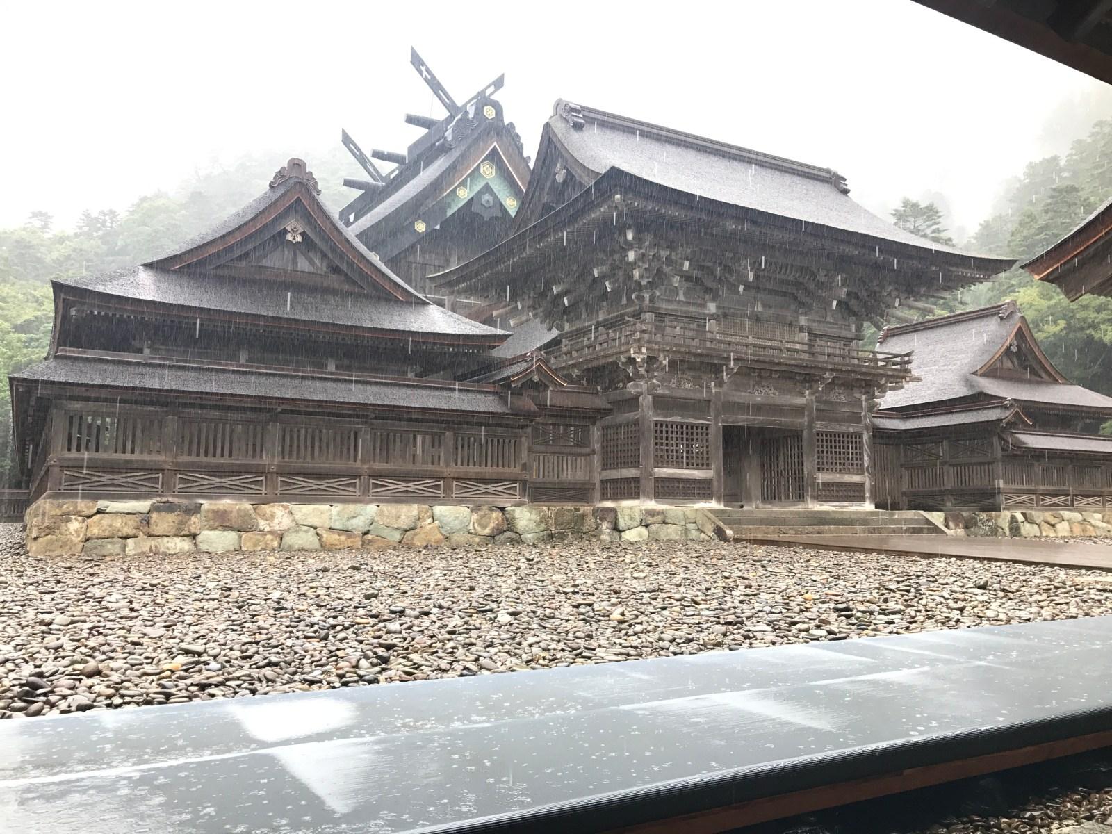島根旅行に地元の名士おすすめの観光スポットをめぐりました