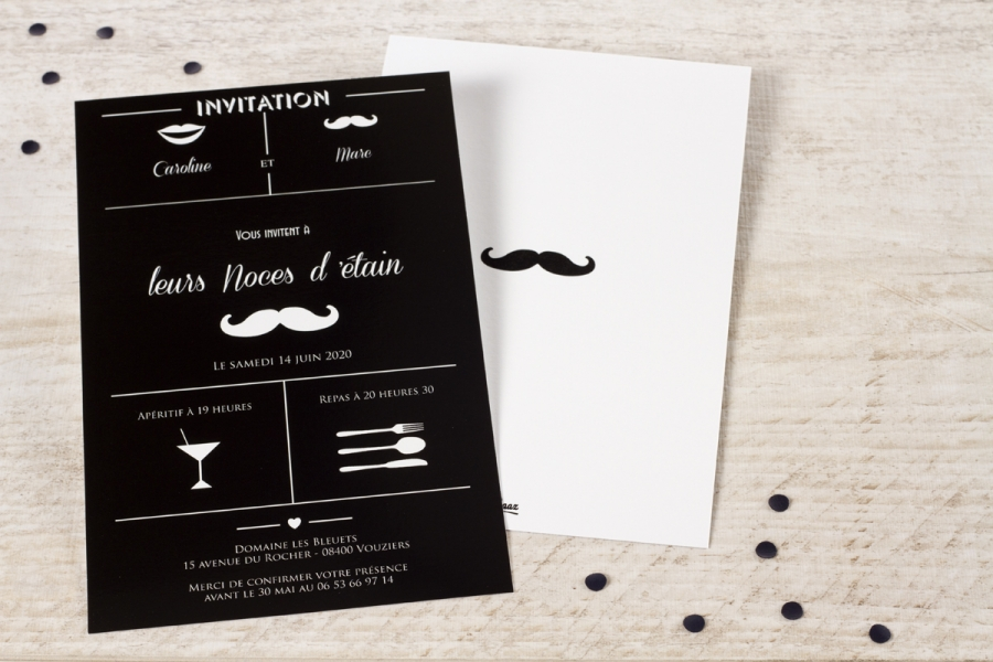 Envie Denvoyer Une Invitation Originale