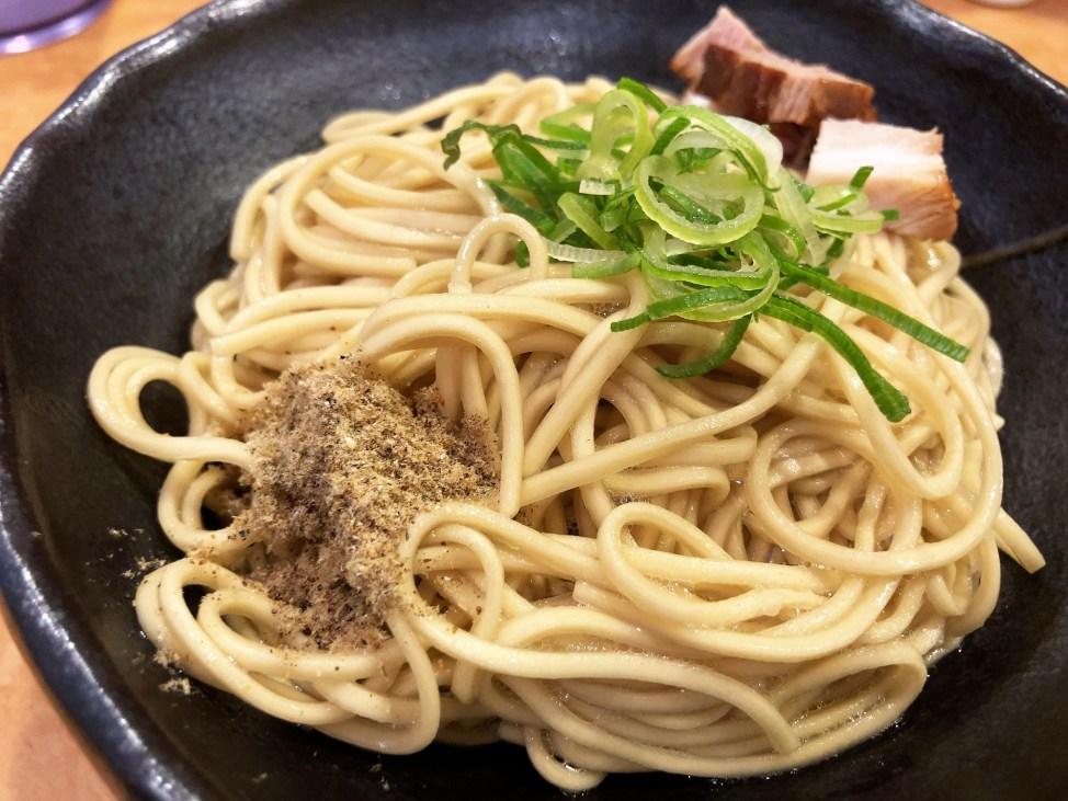 磐田 麺屋 さすけ「和え玉」